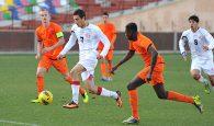 Anh U19 vs Ha Lan U19