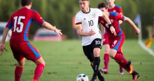 U19 Đức vs U19 Bulgaria