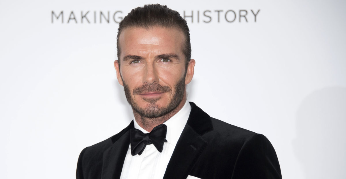 David Beckham chính thức có đội bóng riêng cho mình
