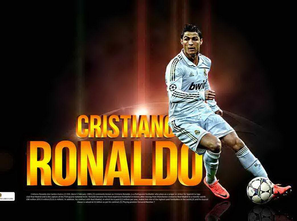 Ảnh Ronaldo đẹp 4