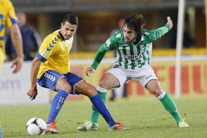 Real Betis vs Las Palmas