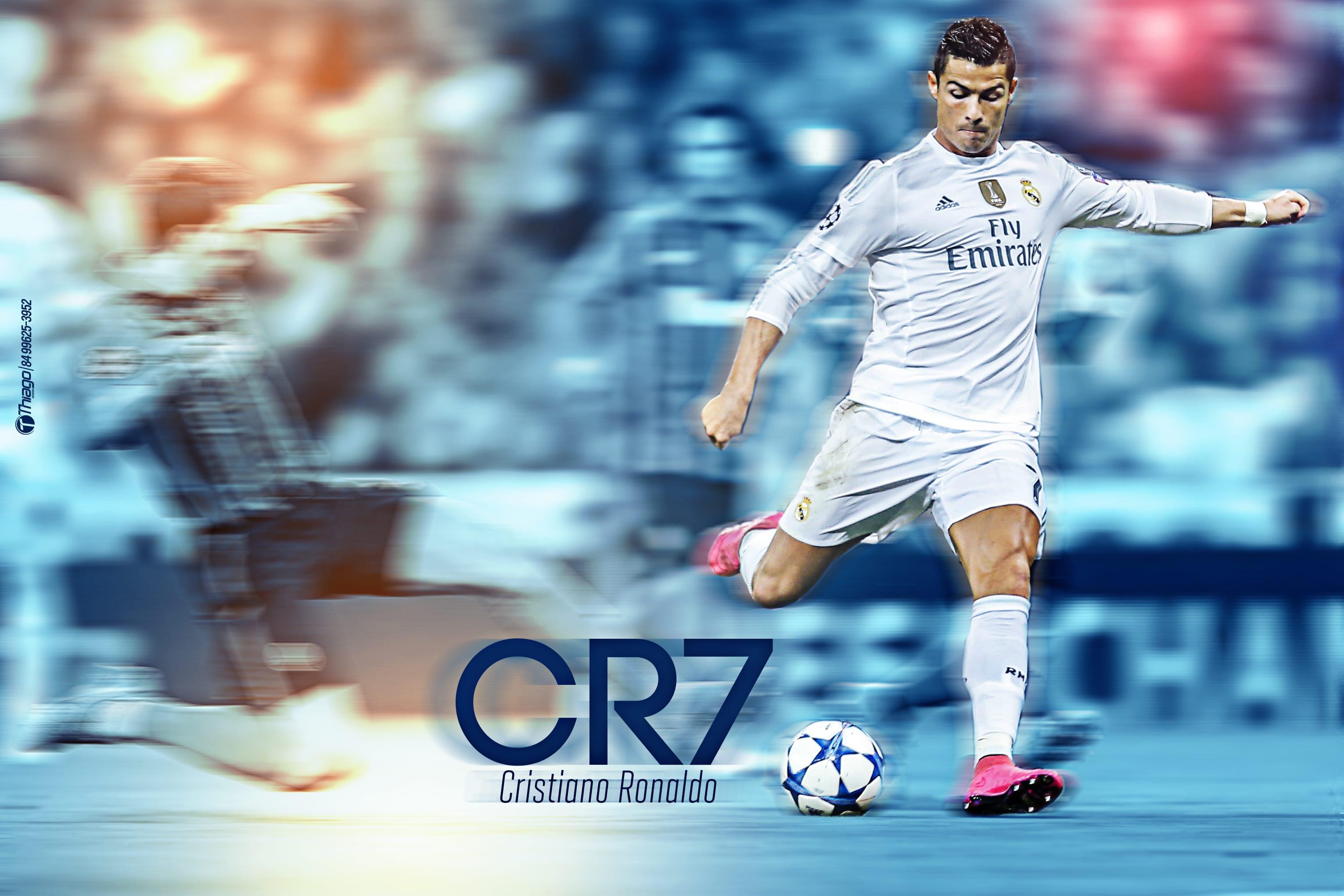 Ảnh Ronaldo đẹp