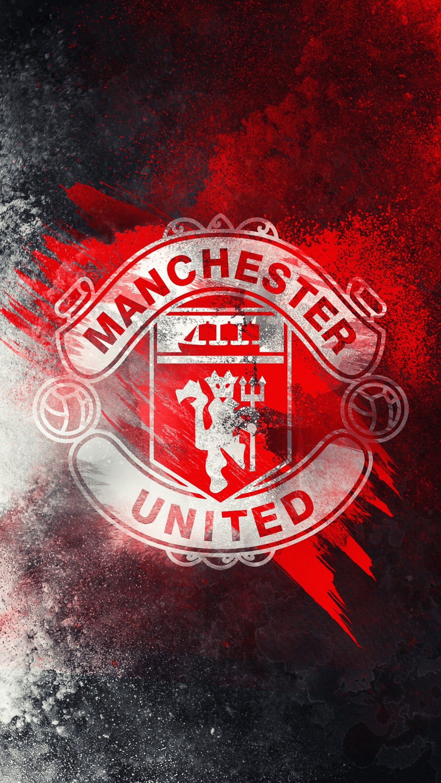 Manchester United Logo Wallpaper HD 2018