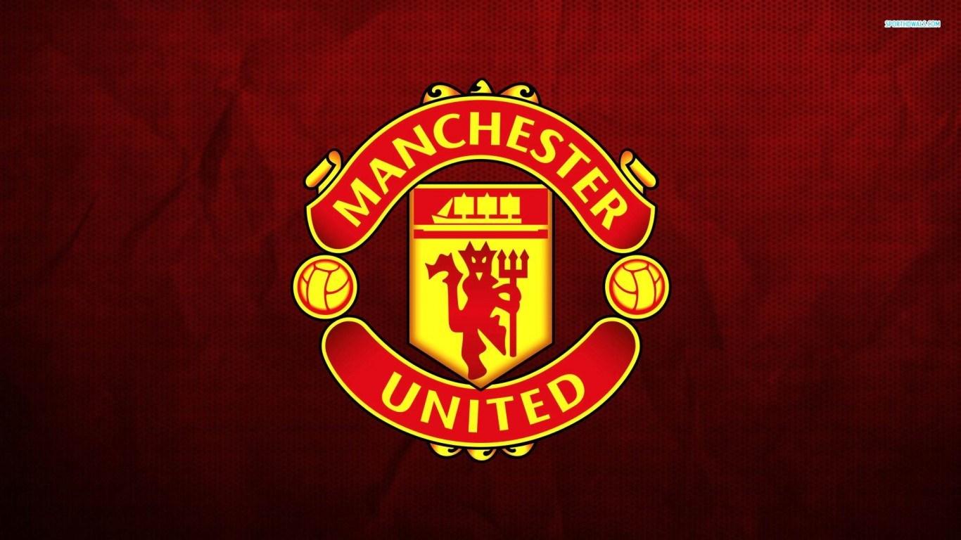logo man united