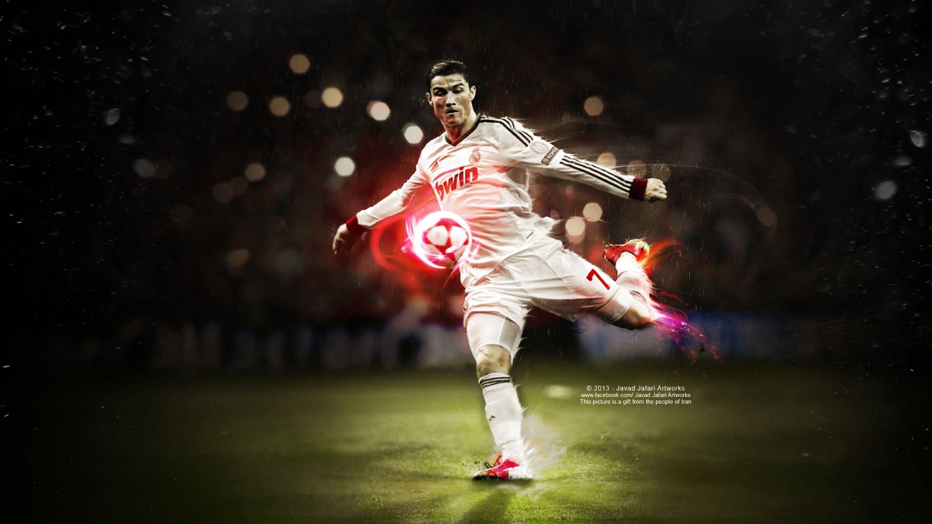 Ảnh Ronaldo đẹp 9