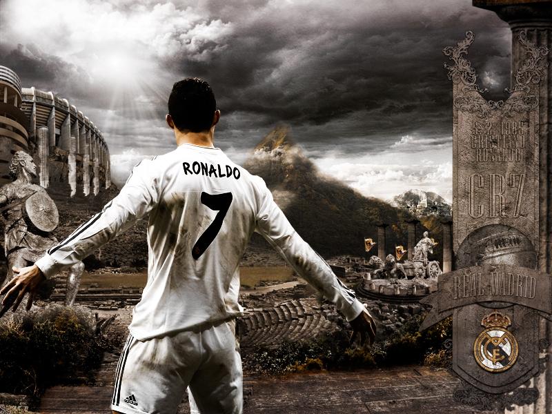 Ảnh Ronaldo đẹp 10
