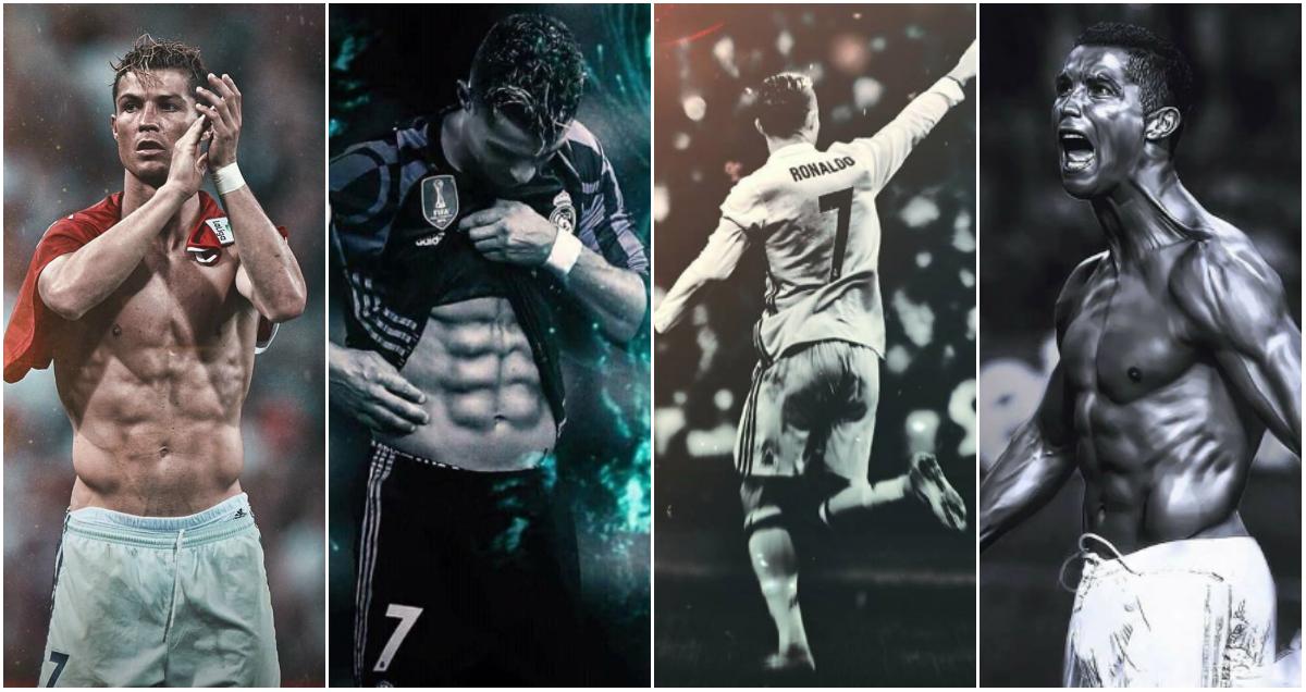 Ảnh Ronaldo đẹp 12