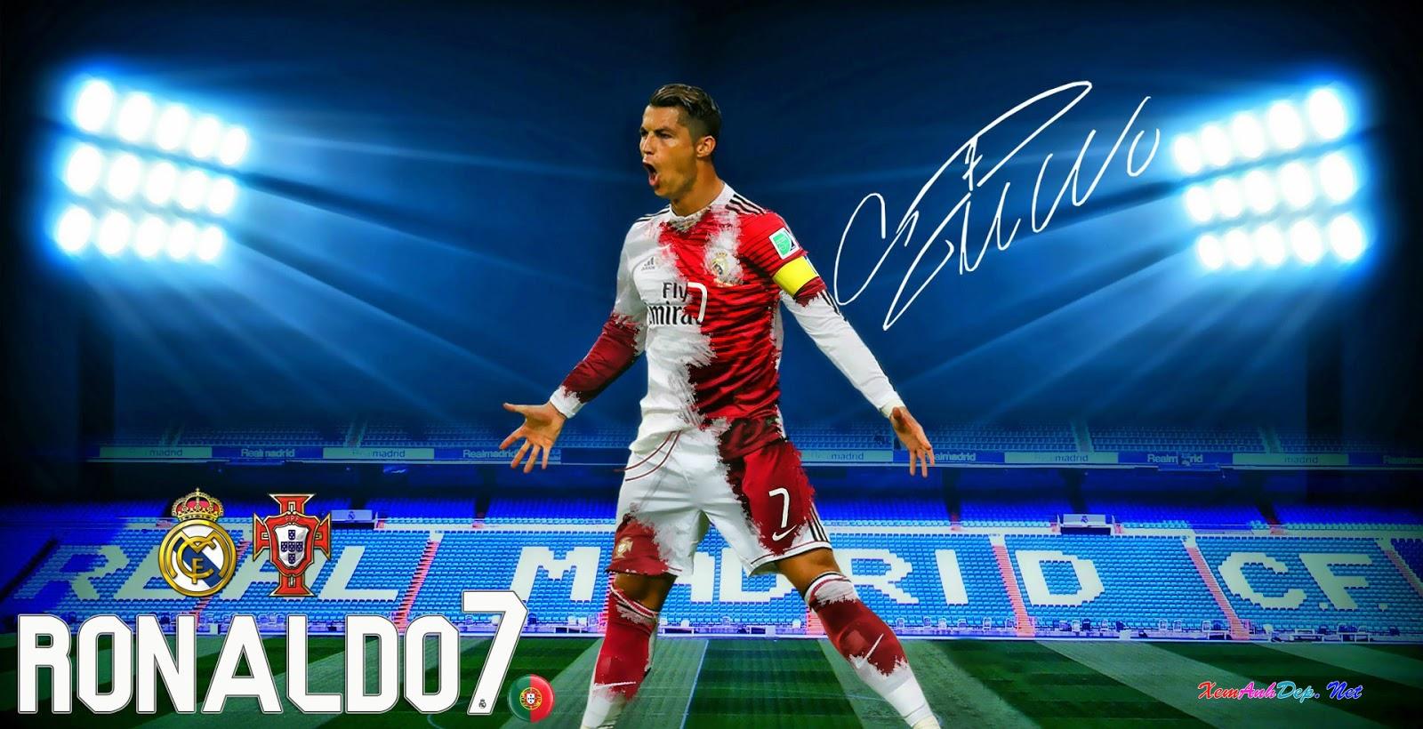 Ảnh Ronaldo đẹp 13