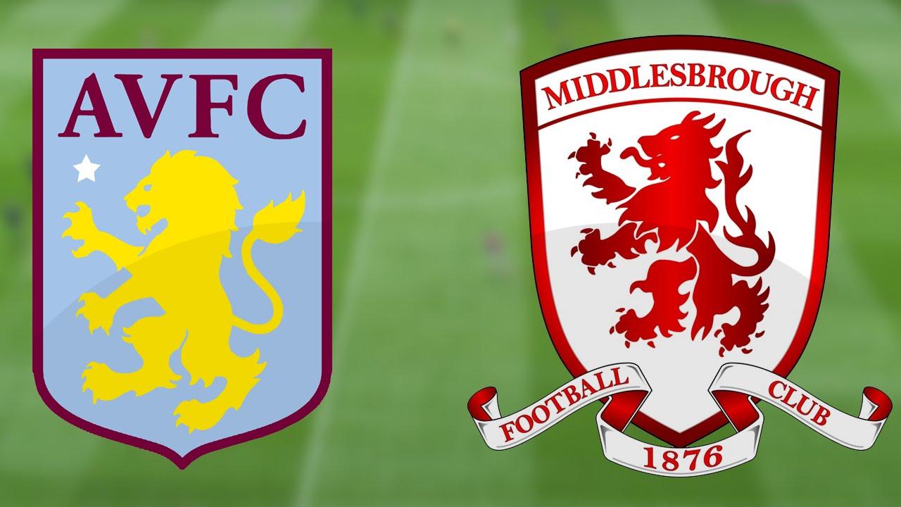 Tip bóng đá Aston Villa vs Middlesbrough, 01h45 ngày 16/05