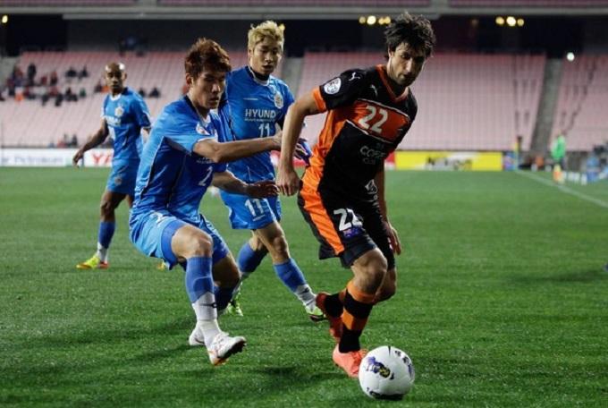 Suwon Samsung Bluewings vs Ulsan Hyundai FC