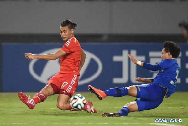 Nhận định Thái Lan vs Trung Quốc