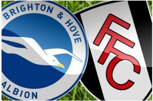 Brighton vs Fulham (21h00 ngày 01/09, Ngoại hạng Anh)