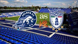 Pachuca vs Celaya (09h00 ngày 05/09, Cúp QG Mexico)