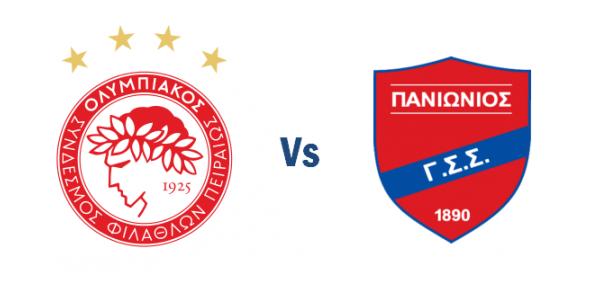 Panionios vs Olympiakos (23h30 ngày 24/9: Giải vô địch Hy Lạp)