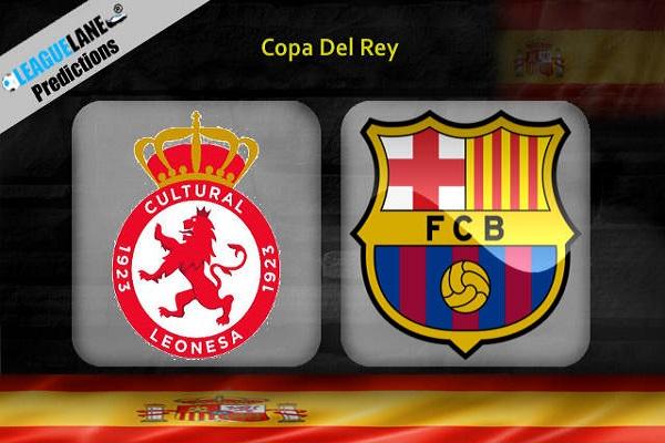 Nhận định Leonesa vs Barcelona