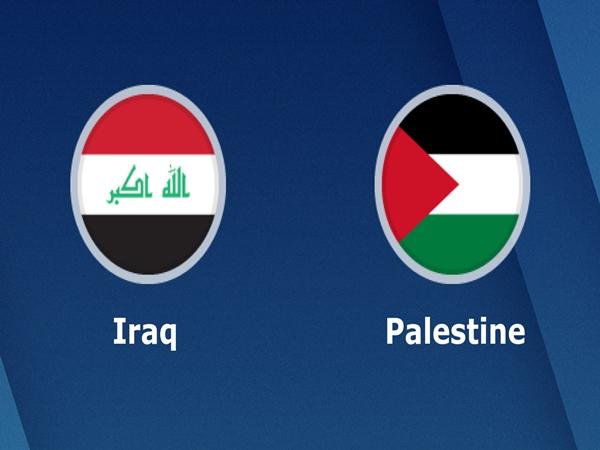 Tip bóng đá Iraq vs Palestine, 17h ngày 28/12