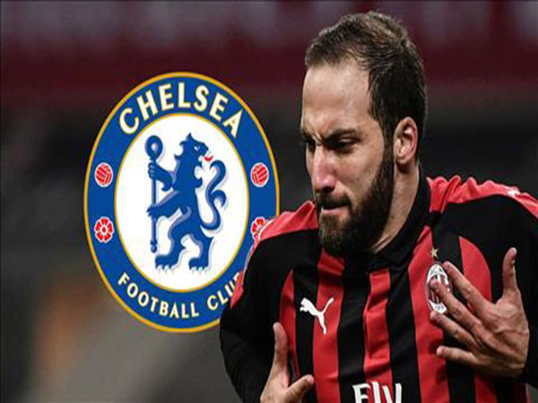 Dấu hiệu cho thấy Higuain sẽ cập bến Chelsea