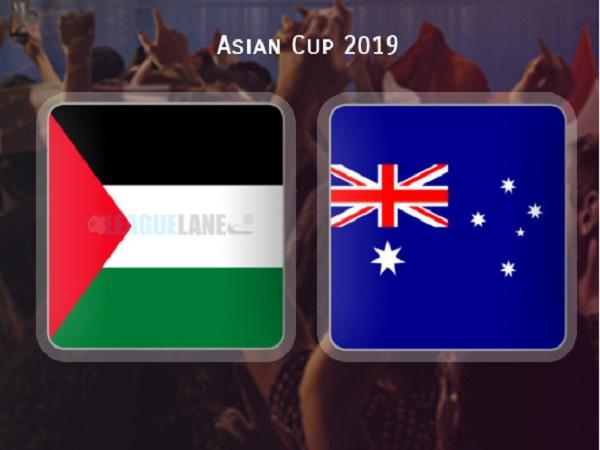 Nhận định Palestine vs Australia