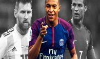 Mbappe đang thể hiện phong độ ấn tượng trong màu áo PSG.