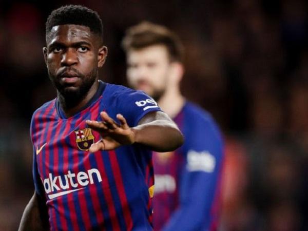 Barcelona chốt giá bán đứt Umtiti cho Man Utd