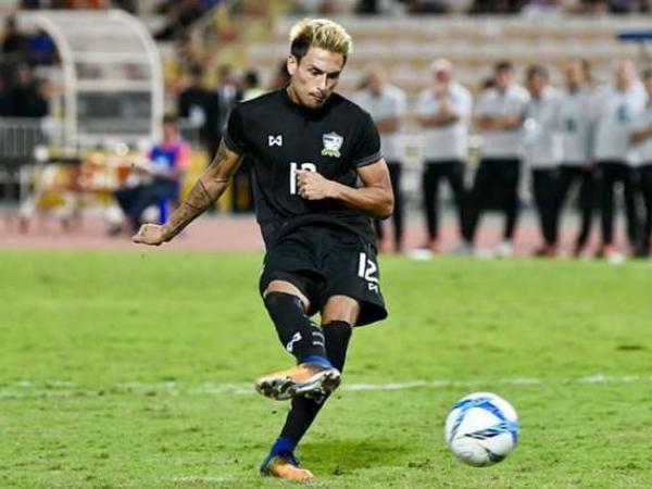 U23 Thái Lan mất hậu vệ trụ cột phút chót vì gặp chấn thương