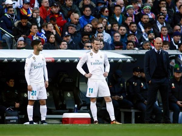 Zidane nói gì khi được hỏi về Bale?