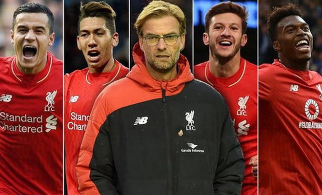 Klopp có thể khiến Liverpool bùng nổ trở lại