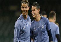 James Rodriguez lên đường gia nhập Juventus tái hợp Ronaldo