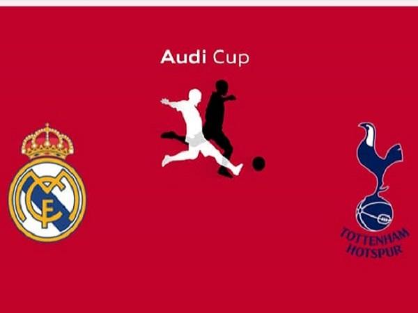 Phân tích kèo Real Madrid vs Tottenham, 23h00 ngày 30/07