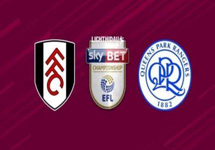 Tip bóng đá Fulham vs QPR, 02h45 ngày 23/11