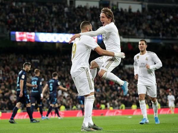Real đang tạo khác biệt tại La Liga
