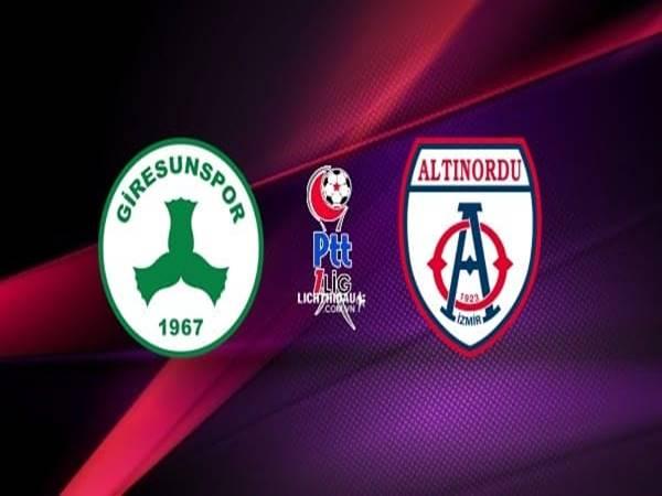 Tip bóng đá Giresunspor vs Altinordu, 23h00 ngày 23/12/2019