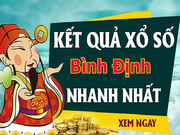 Soi cầu XS Bình Định chính xác thứ 5 ngày 12/12/2019