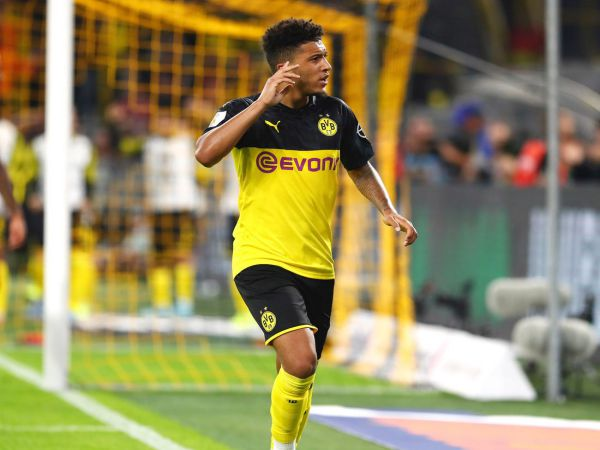 Dortmund mở đường cho MU vụ Sancho