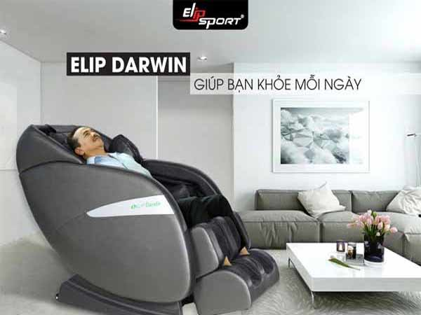 Ghế massage là thiết bị hỗ trợ trị liệu bệnh xương khớp hiệu quả