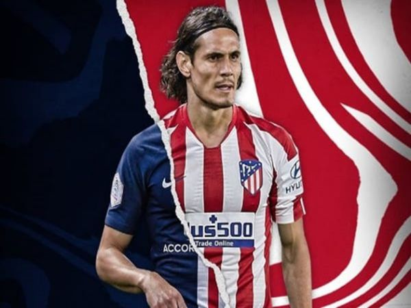 Chuyển nhượng chiều 26/9: Atletico Madrid vẫn muốn mua Cavani