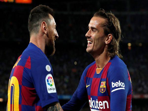 Tin bóng đá chiều 11/9: Griezmann thừa nhận có vấn đề với Messi