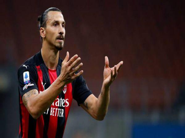 Tin bóng đá trưa 25/9: Zlatan Ibrahimovic xác nhận dương tính với nCoV
