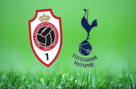 Nhận định kèo Antwerp vs Tottenham 00h55 ngày 30/10, Cúp C2