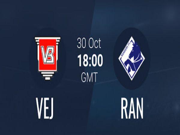 Nhận định, soi kèo Vejle vs Randers, 01h00 ngày 31/10 - VĐQG Đan Mạch