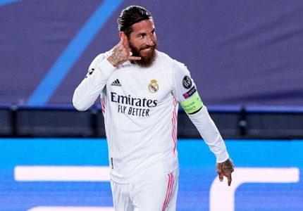Chuyển nhượng tối 17/11: Real Madrid sẵn sàng để Ramos ra đi