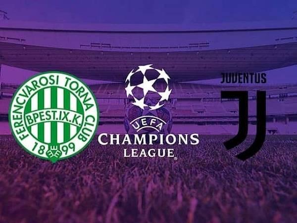 Nhận định kèo Ferencvaros vs Juventus, 3h00 ngày 05/11, Cúp C1 Châu Âu