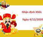 Nhận định XSGL 4/12/2020