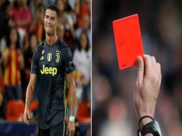 Nguồn gốc của thẻ đỏ và các lỗi bị phạt thẻ trong bóng đá