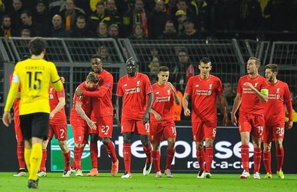 Đêm nay cơ hội nào cho Liverpool và Dortmund