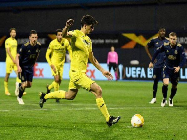 Nhận định tỷ lệ Villarreal vs Dinamo Zagreb, 02h00 ngày 16/4 - Cup C2