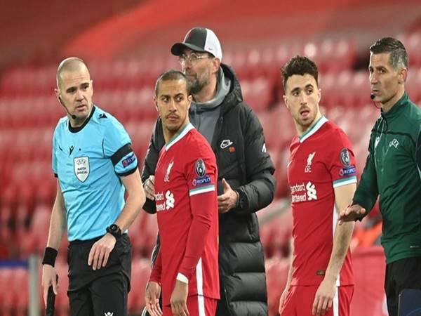 Tin bóng đá 19/4: Liverpool cần thắng 7 trận sắp tới để giành vé dự C1