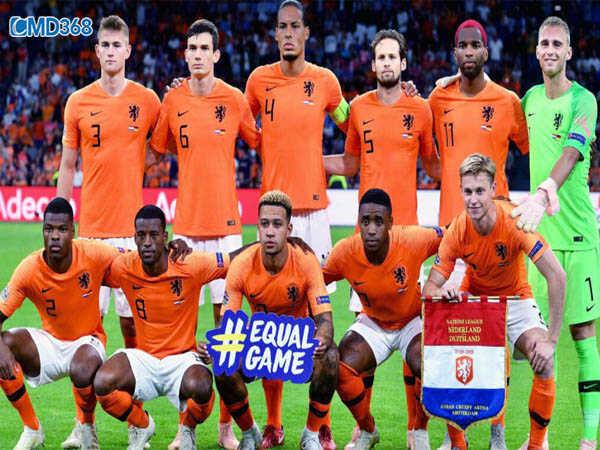 Danh sách dự kiến cầu thủ đội hình Hà Lan giải Euro 2020 năm 2021
