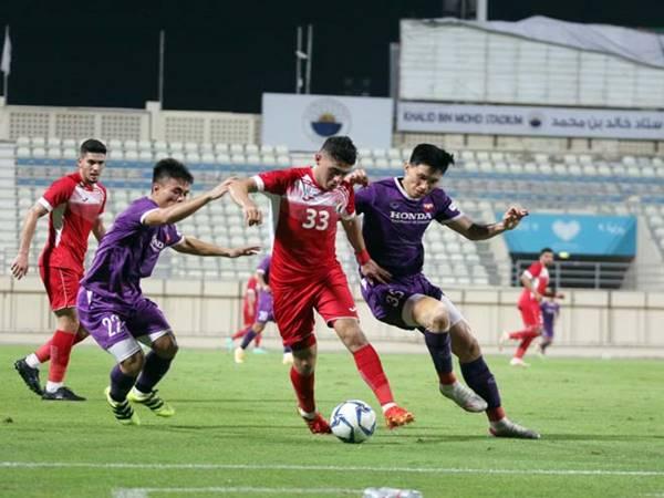 Tin bóng đá VN 1/6: ĐT Việt Nam hòa 1-1 Jordan ở trận giao hữu