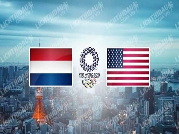 Nhận định Nữ Hà Lan vs Nữ Mỹ, 18h00 ngày 30/7 Olympic Tokyo
